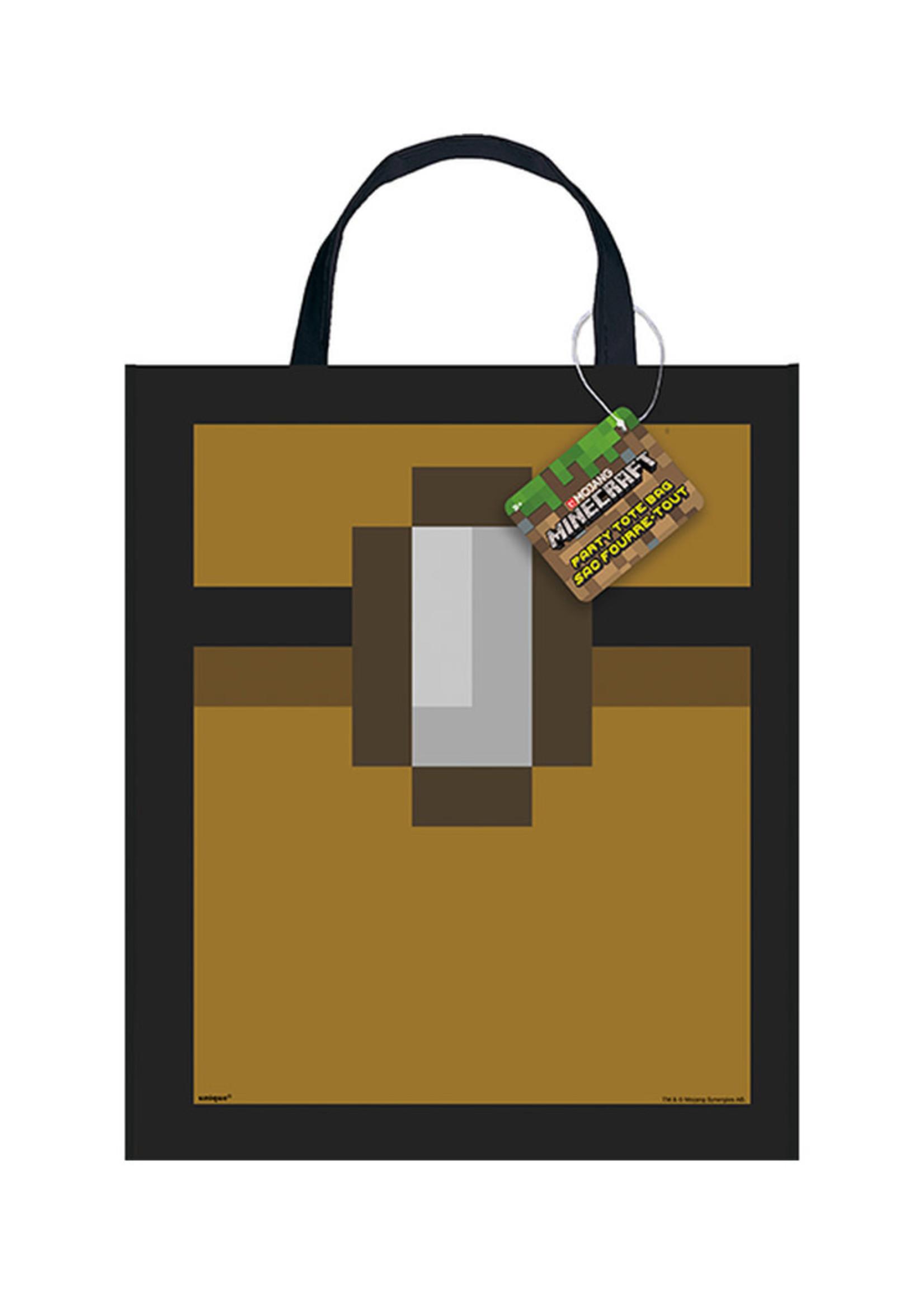 UNIQUE INDUSTRIES INC Minecraft Party Tote Bag