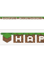 UNIQUE INDUSTRIES INC Minecraft Jointed Banner