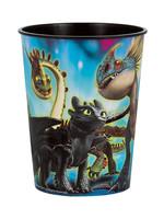 UNIQUE INDUSTRIES INC How to Train Your Dragon 16oz Plastic Cup