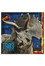 UNIQUE INDUSTRIES INC Jurassic World: Fallen Kingdom Beverage Napkins - 16ct