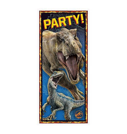 UNIQUE INDUSTRIES INC Jurassic World: Fallen Kingdom Door Poster