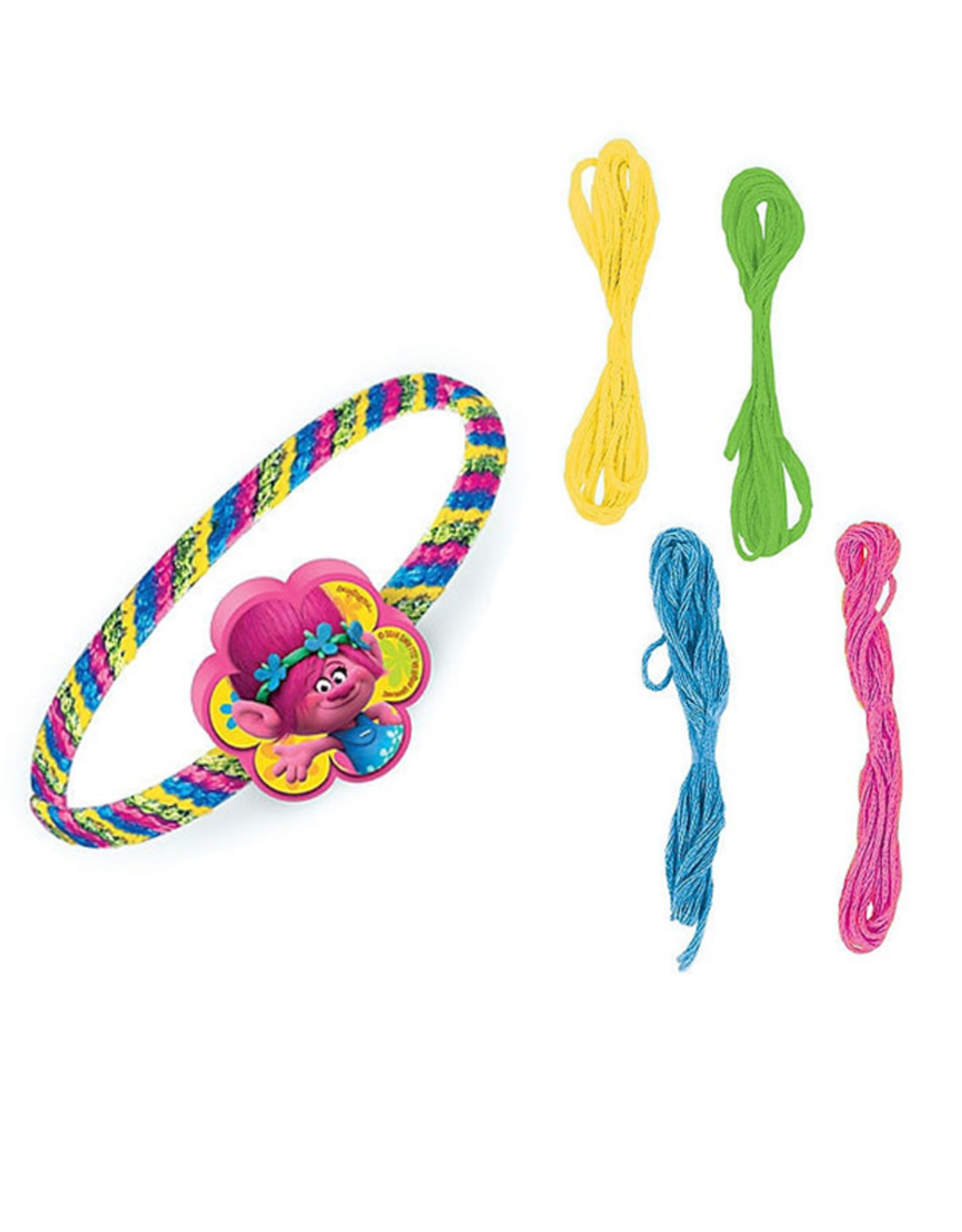 Trolls Friendship Bracelet Kits - 12ct