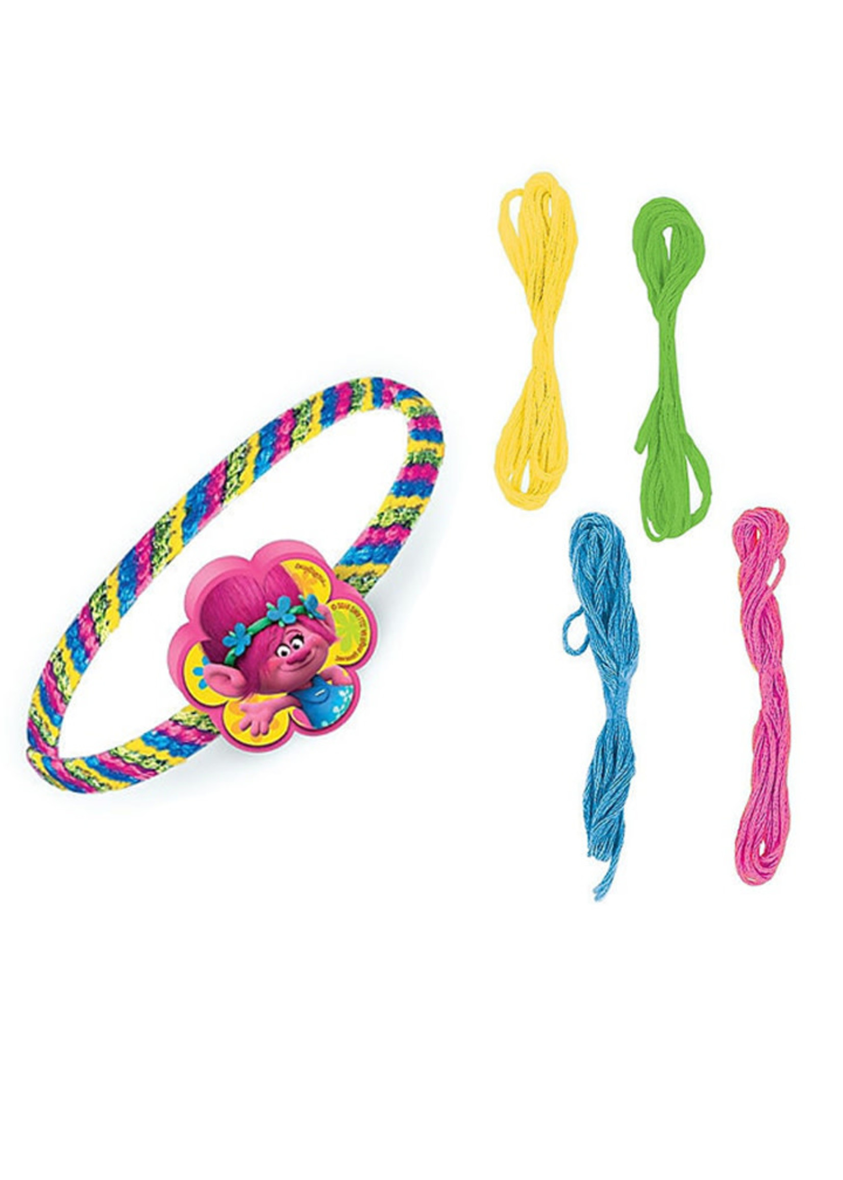 Trolls Friendship Bracelet Kits - 12ct