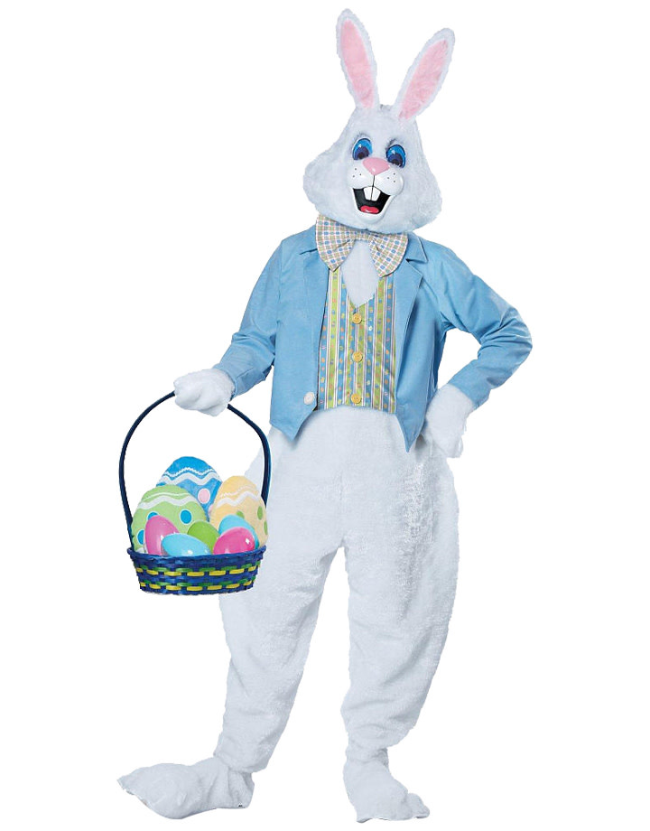 CALIFORNIA COSTUMES Deluxe Easter Bunny Costume
