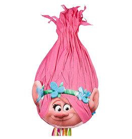 Trolls Pull String Poppy Pinata