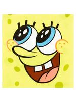 SpongeBob Classic Beverage Napkins - 16ct