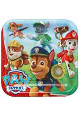 "Paw Patrol 9"" Paper Plates - 8ct"