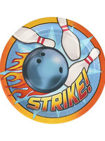 """Bowling 9"""" Lunch Plates - 8ct"""