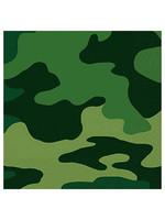 Camouflage Beverage Napkins - 16ct
