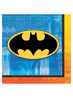 Batman Beverage Napkins - 16ct