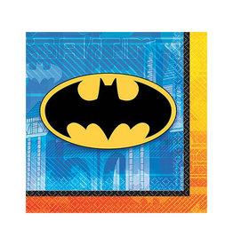Batman Beverage Napkins - 16ct