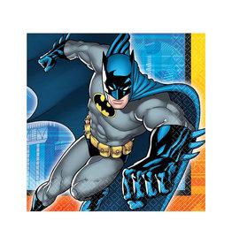 Batman Lunch Napkins  - 16ct