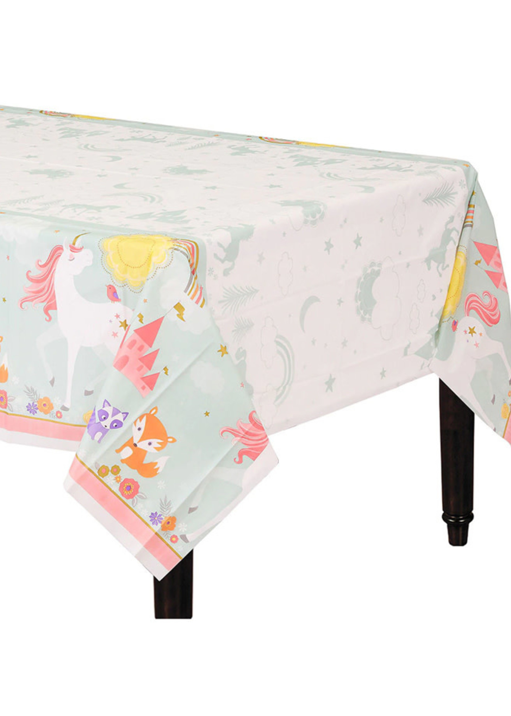 Magical Unicorn Table Cover