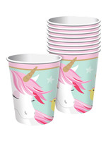 Magical Unicorn 9oz Cups - 8ct