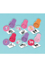Magical Unicorn Stamps - 6ct