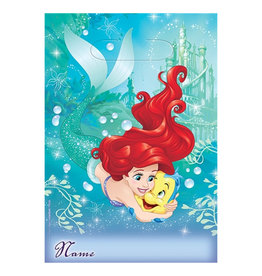 Disney Ariel Dream Big Loot Bags - 8ct