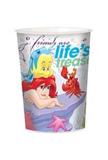Disney Ariel Dream Big 16oz Plastic Favor Cup