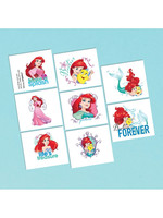 Disney Ariel Dream Big Tattoos - 16ct