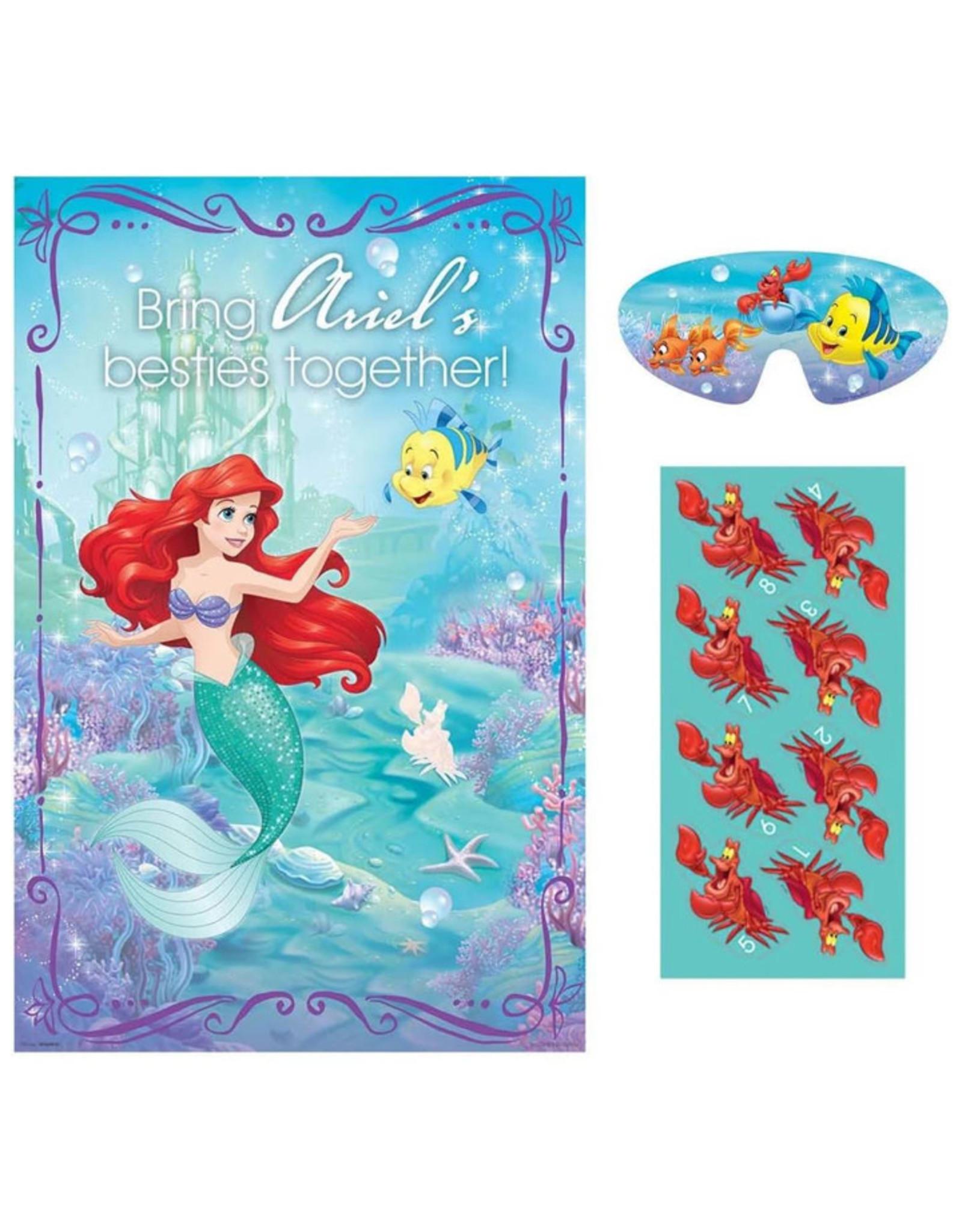 Disney Ariel Dream Big Party Game