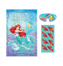 Disney Ariel Dream Big Party Game