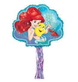 "Disney Ariel Dream Big 19"" Pull String Pinata"