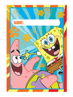 SpongeBob Favor Bags - 8ct
