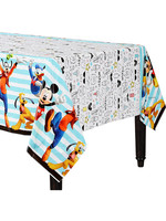 Mickey On The Go Plastic Rectangle Table Cover