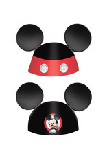 Mickey Mouse On the Go Cone Hats - 8ct