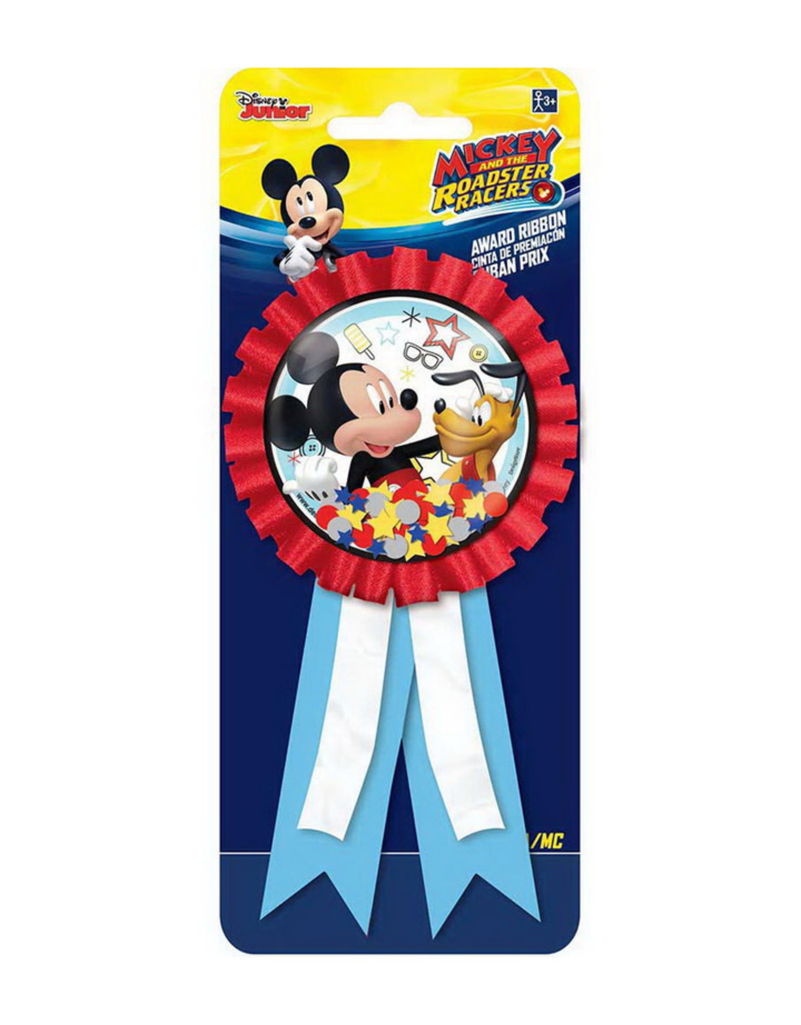 Mickey Mouse On the Go Confetti Ribbon