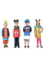 Disney Mickey on the Go Party Wearables Kit