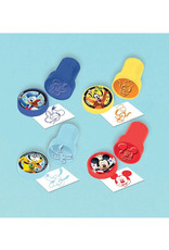 Mickey On The Go Stamps - 6ct