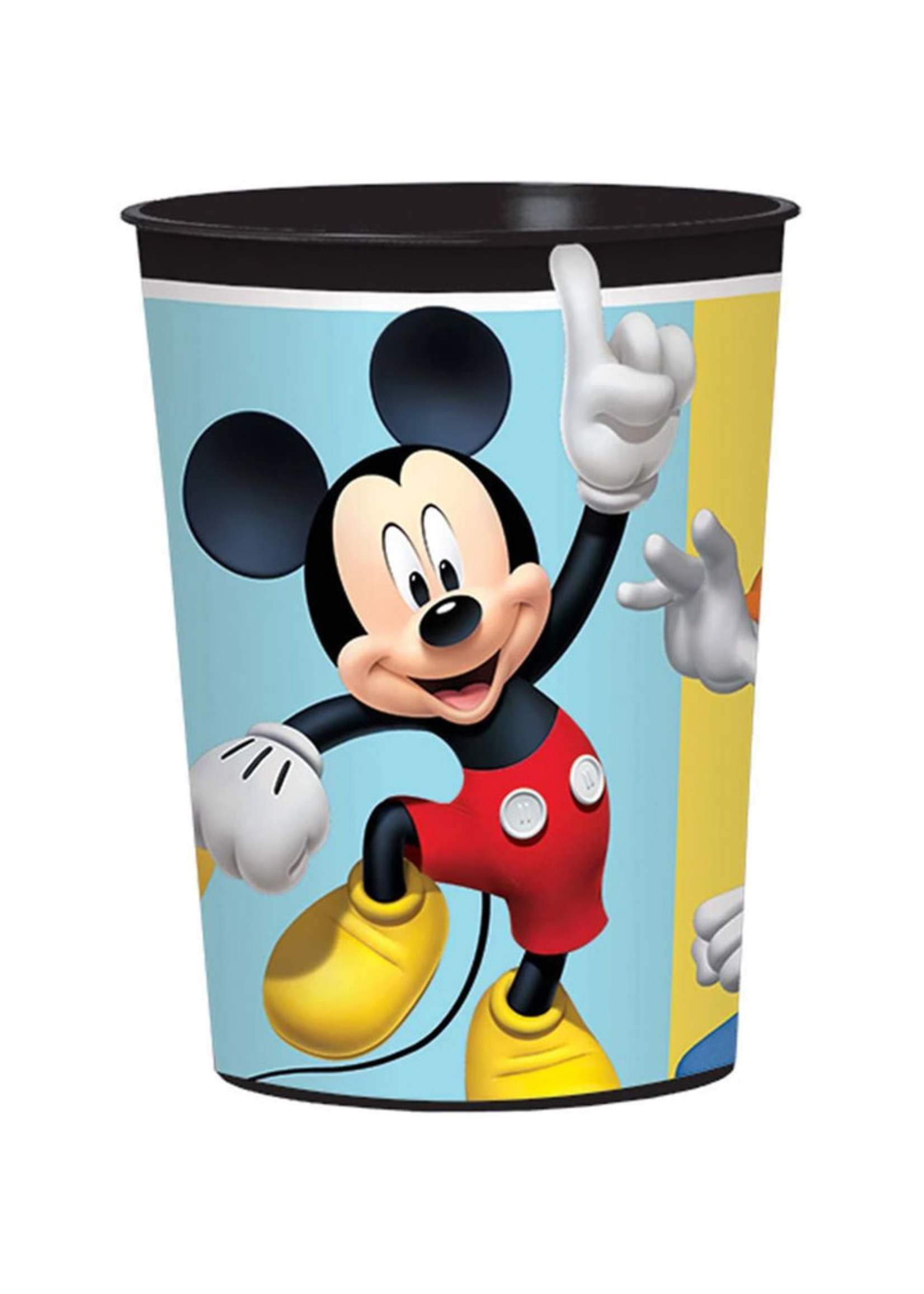 Mickey On The Go 16oz Plastic Favor Cup