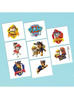 Paw Patrol Tattoo Favors