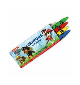 Paw Patrol Crayons - 12ct