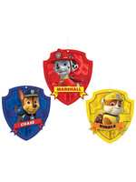 PAW Patrol Honeycomb Balls - 3ct