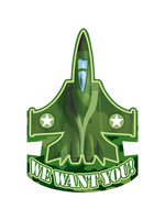 Camouflage Invitations - 8ct