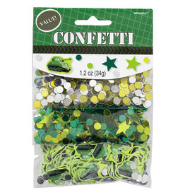 Camouflage Confetti - 3ct
