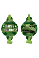 Camouflage Blowouts - 8ct