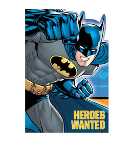 Batman Invitations - 8ct