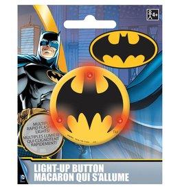 Batman Light-Up Button