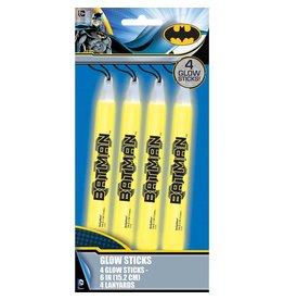 Batman Glow Sticks - 4ct