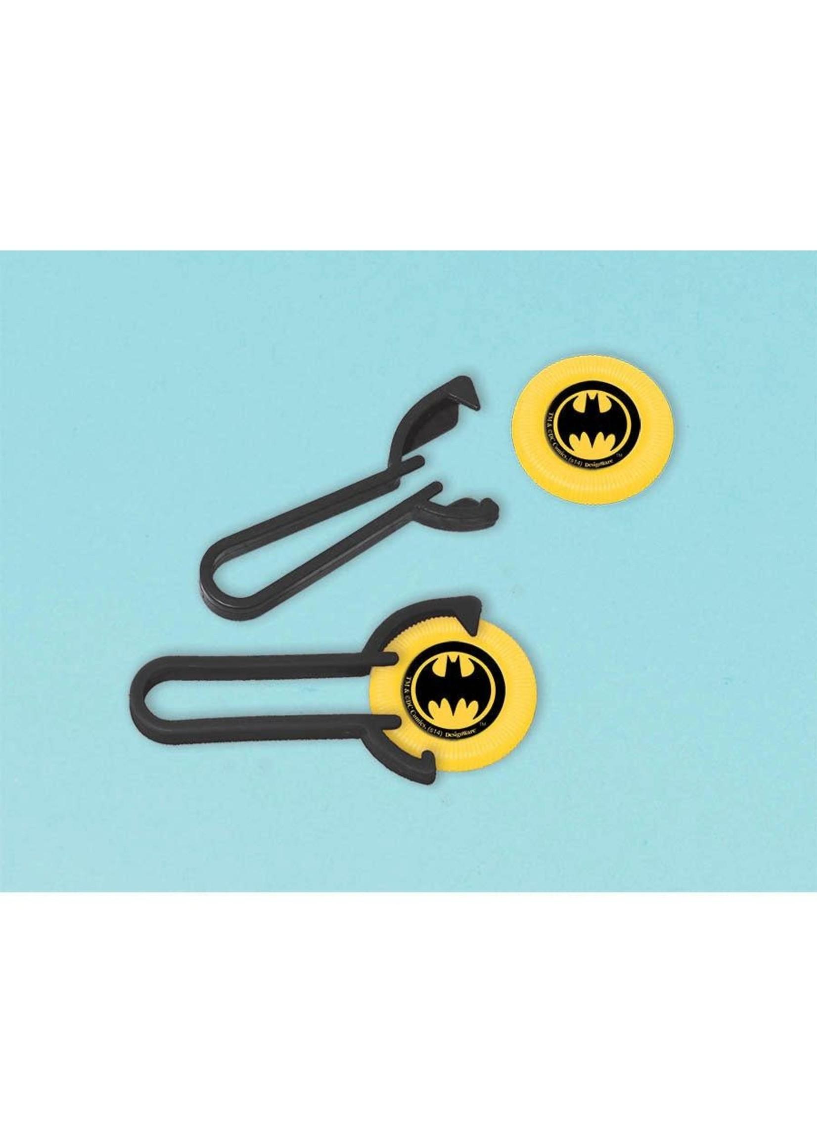 Batman Disc Shooters - 12ct