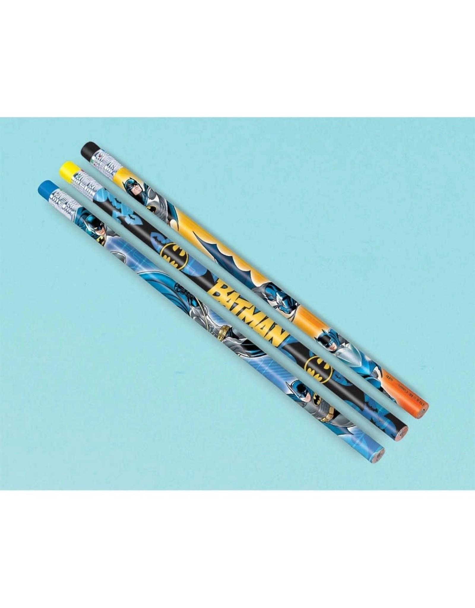 Batman Pencils - 12ct