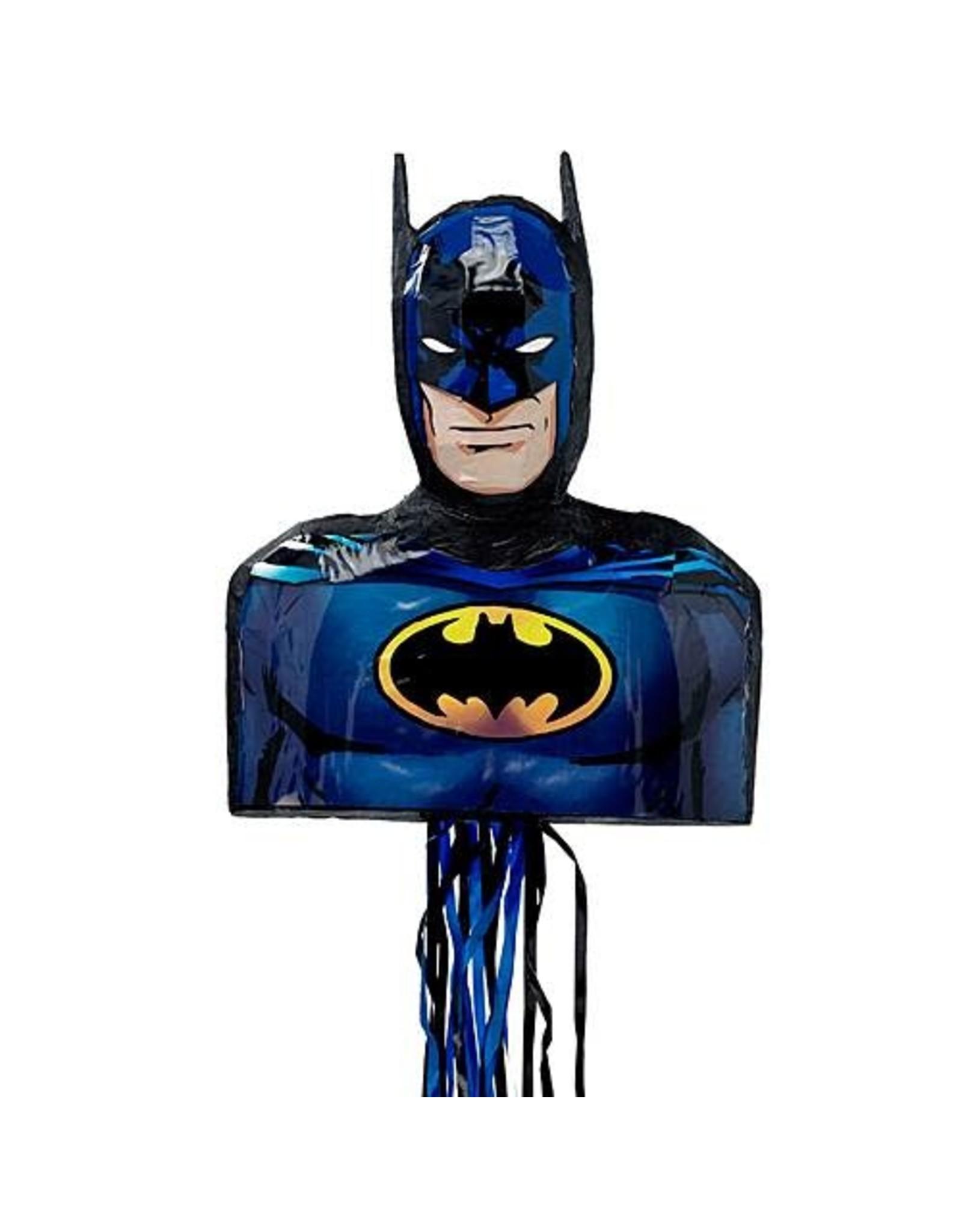 Batman 3D Pull String Pinata