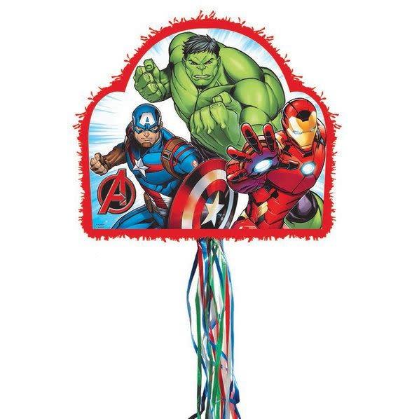 Marvel Epic Avengers Pull String Pinata