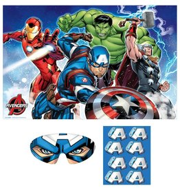 Marvel Epic Avengers Party Game