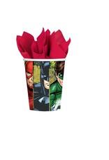 Justice League 9oz Paper Cups - 8ct