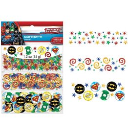 Justice League Confetti Pack