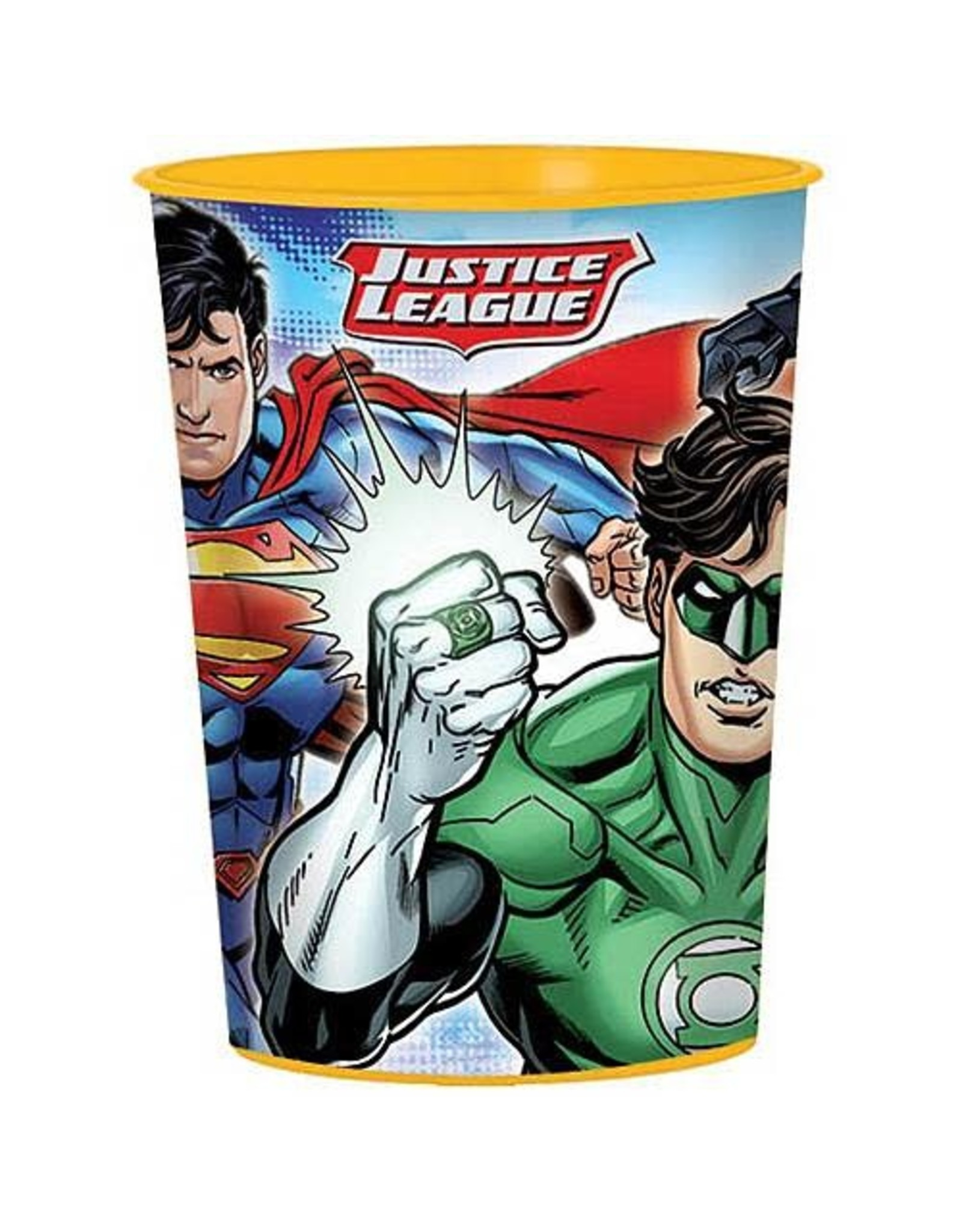 Justice League 16oz Favor Cup