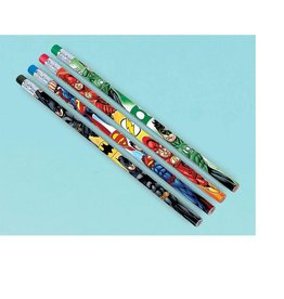 Justice League Pencils - 12ct